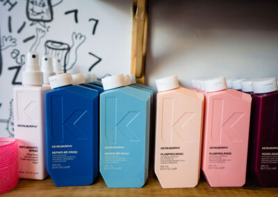 Kevin Murphy products available at Ash Heaton Moor